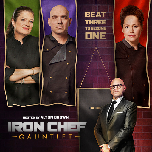 Iron Chef Gauntlet Season 2
